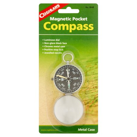 Coghlans Magnetic Pocket Compass