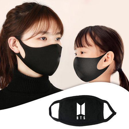 Kpop Fashion Mouth Mask Signature Gradient New Logo Red Shield Dust-Proof Mask - image 5 of 6