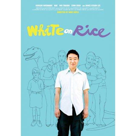 White On Rice Movie Poster  11 X 17