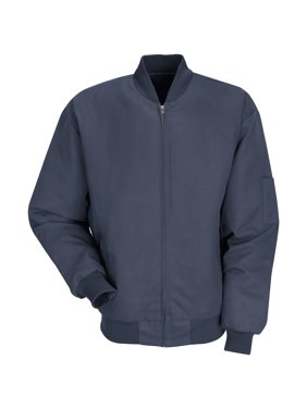 Red Kap Men's Solid Lined Team Jacket