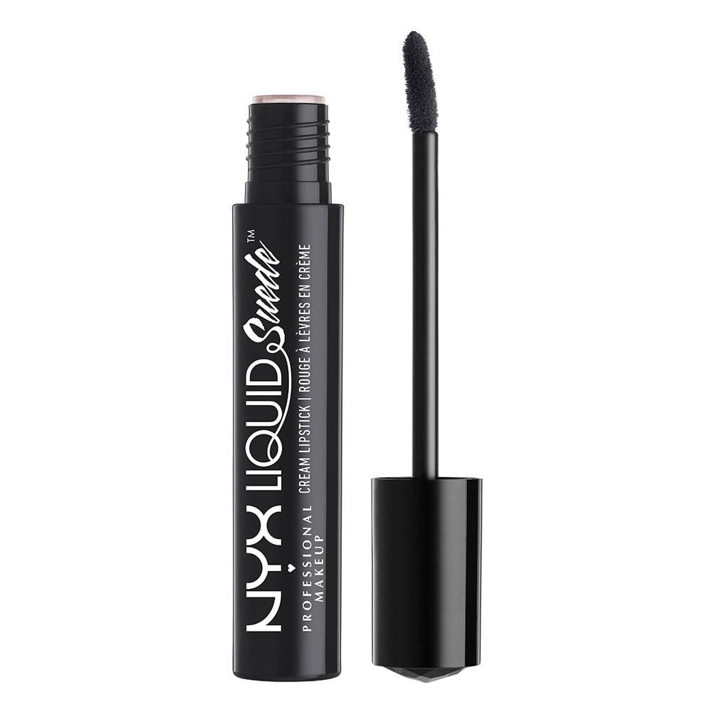 NYX Professional Makeup Liquid Suede Lipstick Alien - 0.13oz