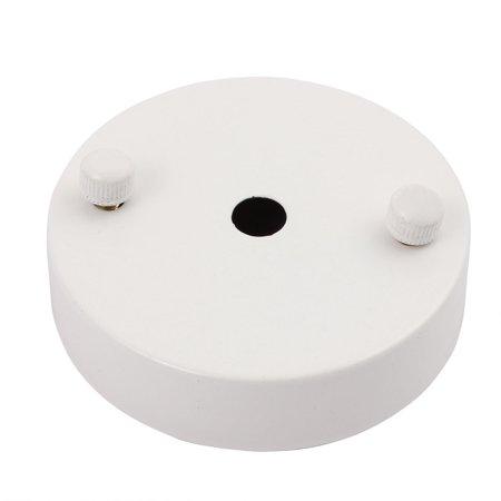 Ceiling Light Plate Kit Straight Edge Disc Base Pendant Accessories 80mmx20mm](Disco Ceiling Light)