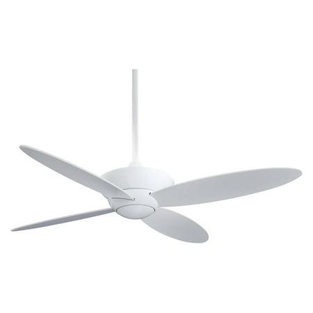 Minka Aire F514-WH Zen 52 in. Indoor Ceiling Fan - White - ENERGY STAR
