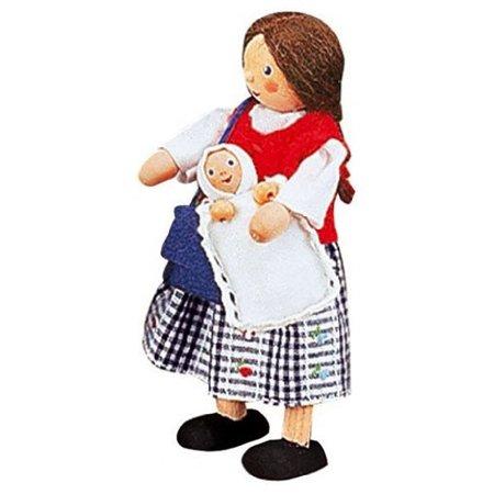 Kathe Kruse Waldorf Doll - Small Baby Fair Trade Waldorf Doll