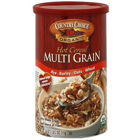 Barley hot cereal