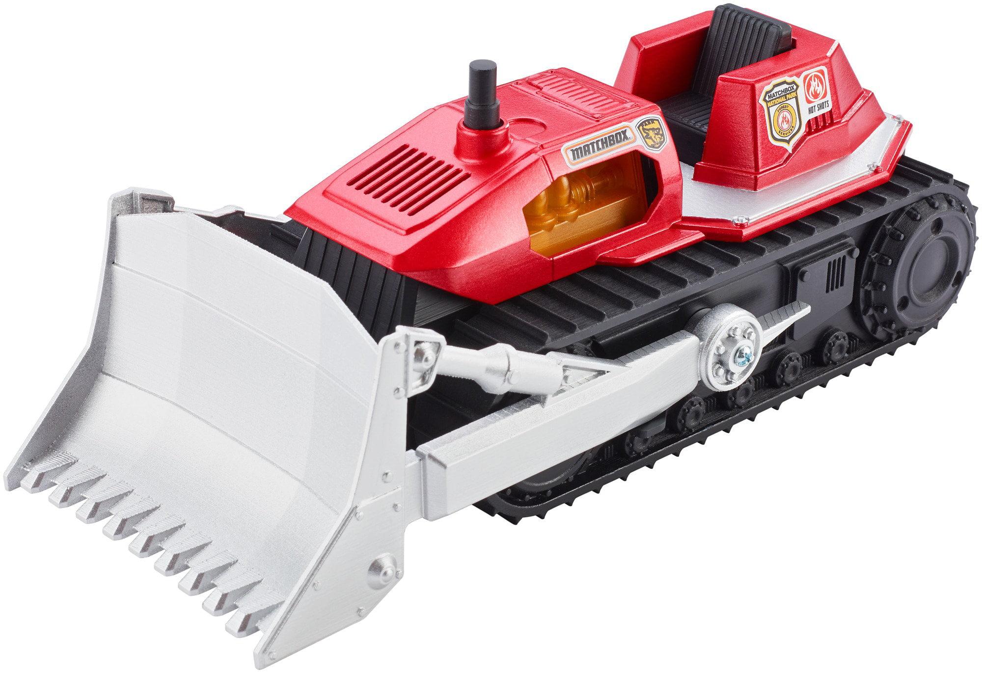 Matchbox Excavator Truck by Mattel