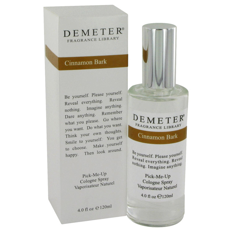 Demeter - Cinnamon Bark Cologne Spray - 4 oz