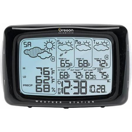 Oregon Scientific WMS802 WeatherNow II With MSN Direct Service Oregon Scientific Range