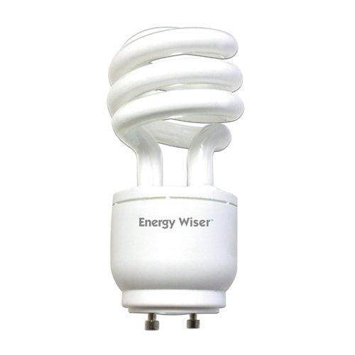 Bulbrite Industries Dimmable 18W 120-Volt (2700K) Compact Fluorescent Light Bulb (Set of 2)