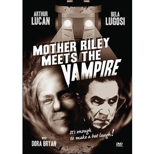 Mother Riley Meets The Vampire (1952) (Full Frame)