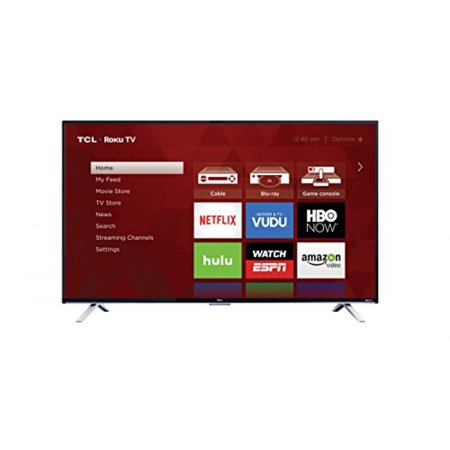 TCL 55u0022 Roku 4K UHD HDR Smart TV (55S425)