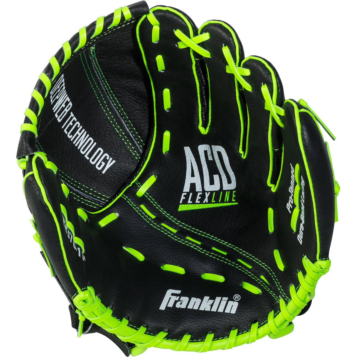 Franklin Sports ACD Flexline Baseball Glove, Right-Handed Thrower by Franklin Sports