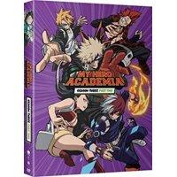 My Hero Academia: The Complete Third Season, V2 (DVD)