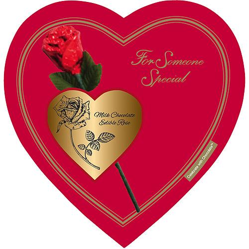 Elmer Chocolate Valentine Heart Assorted Milk Chocolates, 9 Oz.