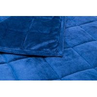 AckBrands Weighted Blanket 15 lb (Multiple Sizes and Colors)