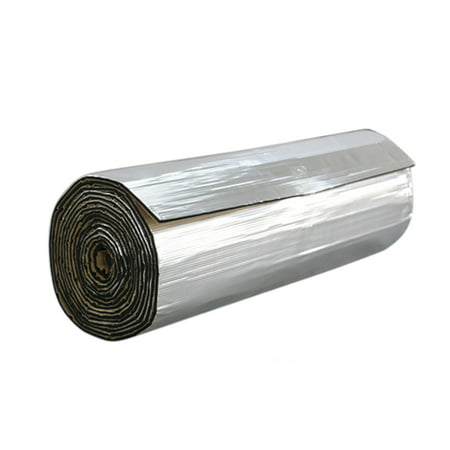 236mil 16.36sqft Car Sound Deadener Heat Insulation Underlay Shield Mat