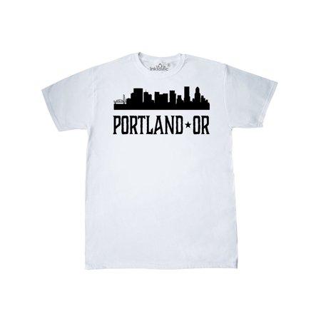 Portland Oregon City Skyline (Portland Men)