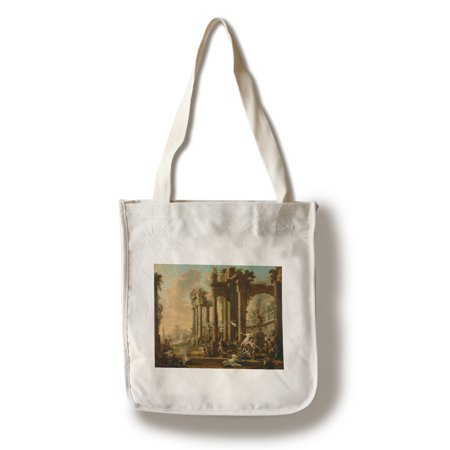 The Triumph Of Venus   Masterpiece Classic   Artist  Alessandro Magnasco C  1720S  100  Cotton Tote Bag   Reusable