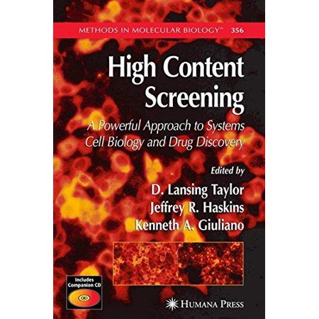 High Content Screening  A Powerful Approach To Systems Cell Biology And Drug Discovery