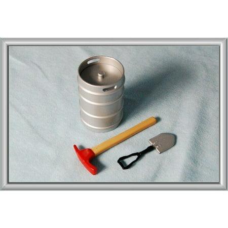 Ace Shovel (Hobby Gear 15104 Keg, Axe, Shovel Scale)
