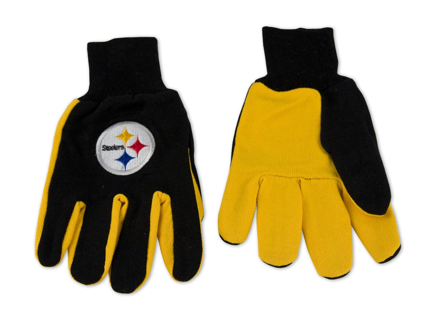 McArthur Sports NFL Sport Utility Gloves (Pittsburgh Steelers) New by McArthur