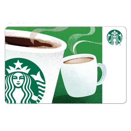 Image result for Starbucks gift card picture