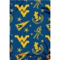 NCAA Officially Licensed Mickey With Stars Fleece Throw Blanket