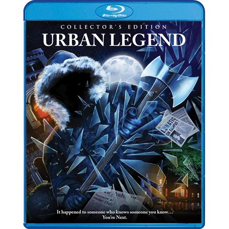 Urban Legend: Collector's Edition Blu-ray