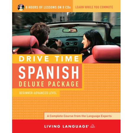 Drive Time Spanish: Beginner-Advanced Level - Items In Spanish