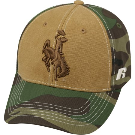 University Of Wyoming Cowboys Mossy Baseball Cap