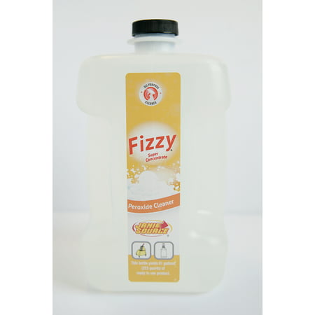 Fizzy Super Concentrate Peroxide Cleaner for PRO FLO Dispensing System - 80 oz (Case of 2)