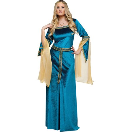 Renaissance Princess Adult Halloween - Renaissance Clothes Cheap