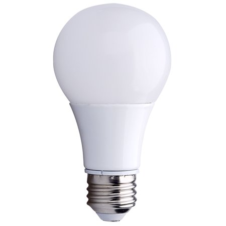 Simply Conserve LED Light Bulbs, 15W (100W Equiv) Dimmable, Warm