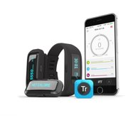 iFit Active 3-In-1 Wireless Activity Band, Black