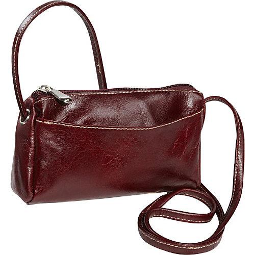 David King & Co. Florentine Top Zip Mini Bag
