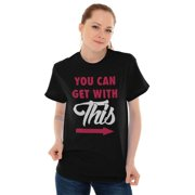 Nerd Ladies TShirts Tees T For Women Get With This Girlfriend Best Friend BFF Gift