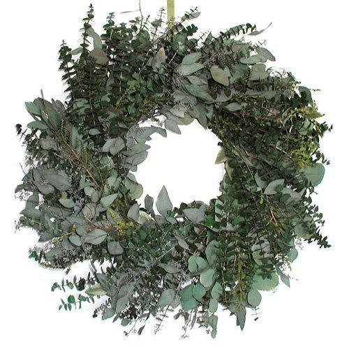 24 in. Emerald Bay Wreath