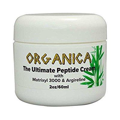 the ultimate peptide cream,hydrating, repair, wrinkle cream,post peel, 10% argireline,matrixyl 3000,coenzyme q10, 2 (Rolling Cream Peel)