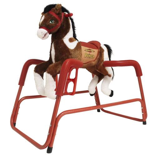 Rockin' Rider Prince Spring Horse by Tek Nek Toys