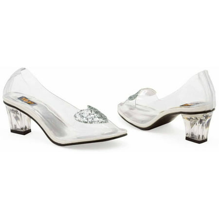 Ariel Clear Shoes Women's Adult Halloween Costume Accessory