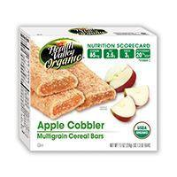Health Valley Organic Multigrain Apple Cobbler Cereal Bars, 7.9 OZ (Pack of 6)