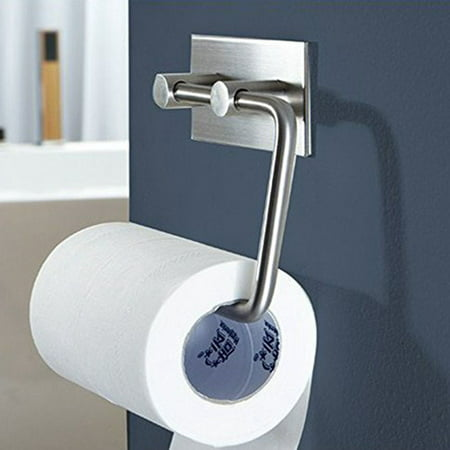 3m Stick Self Adhesive Toilet Paper Roll Holder On Sticky Tissue Hanger 1 Pack