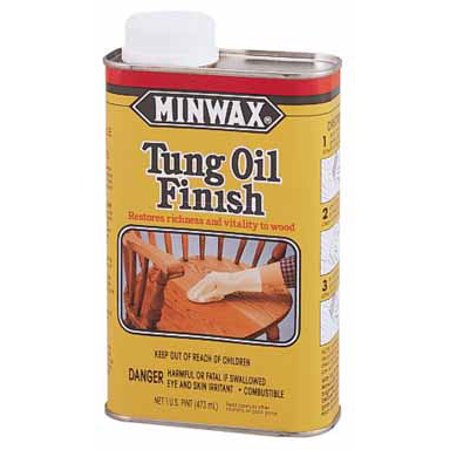 FINISH TUNG OIL PT MINWX (Tung Oil Wax)