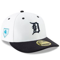 cheaper 7ebbd 76c8b Product Image Detroit Tigers New Era 2019 Spring Training Low Profile  59FIFTY Fitted Hat - White Navy