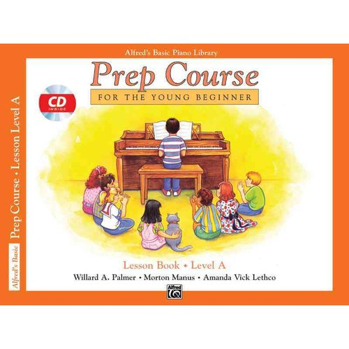 Prep Course for the Young Beginner: Lesson Book: Level A