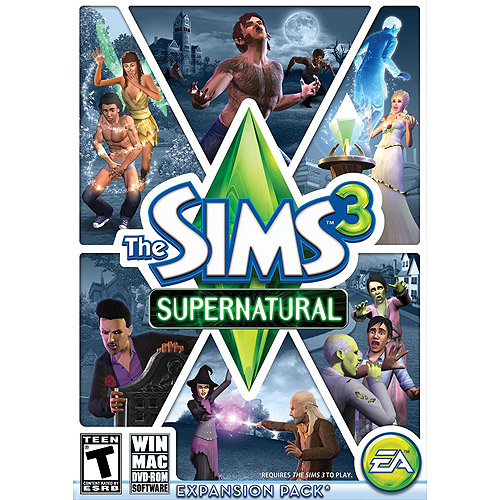 Sims 3 Supernatural (PC/ Mac)