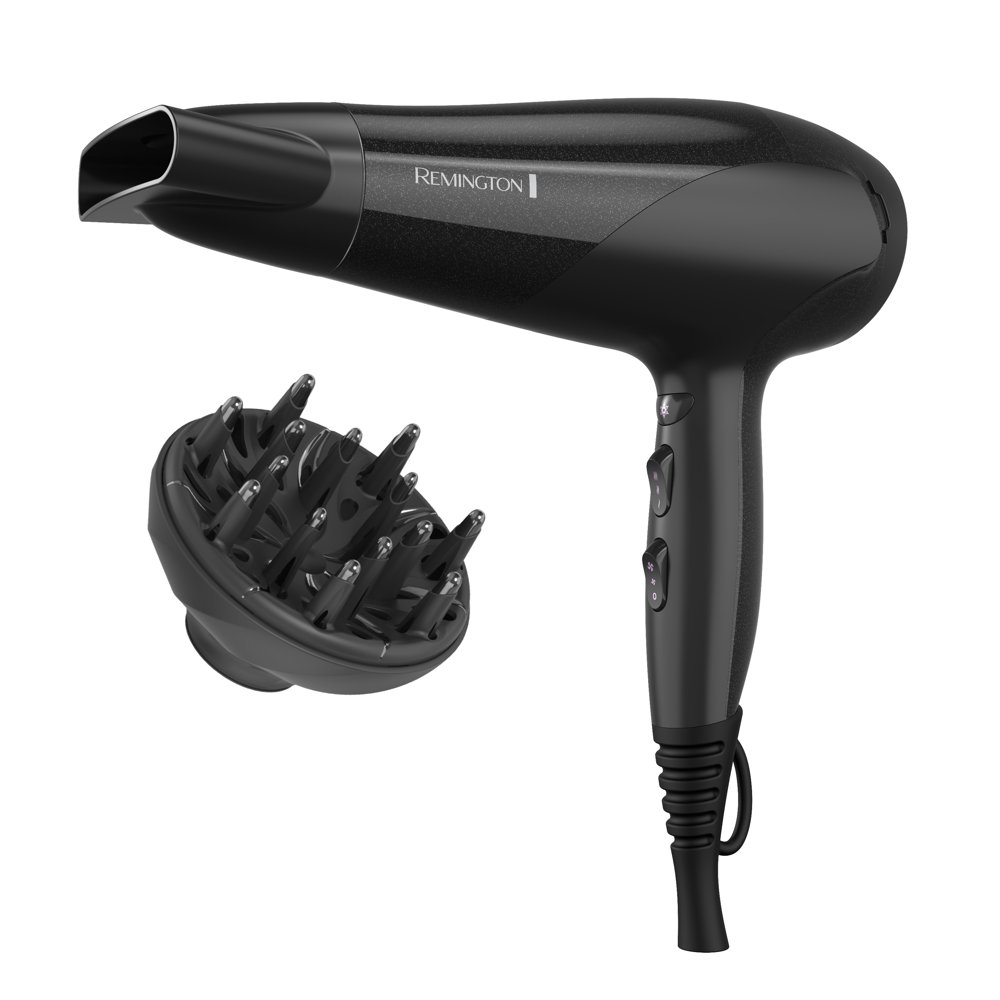 REMINGTON High Speed Hair Dryer with Diffuser, D3193