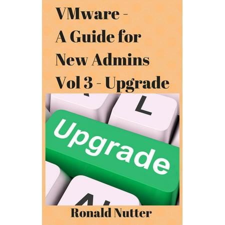 VMware For New Admins - Upgrade - eBook
