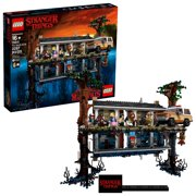 LEGO Stranger Things The Upside Down 75810 Byers' House Model Building Set