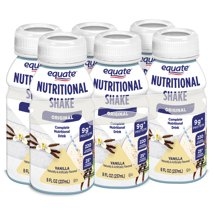 Protein & Meal Replacement: Equate Original Nutritional Shakes